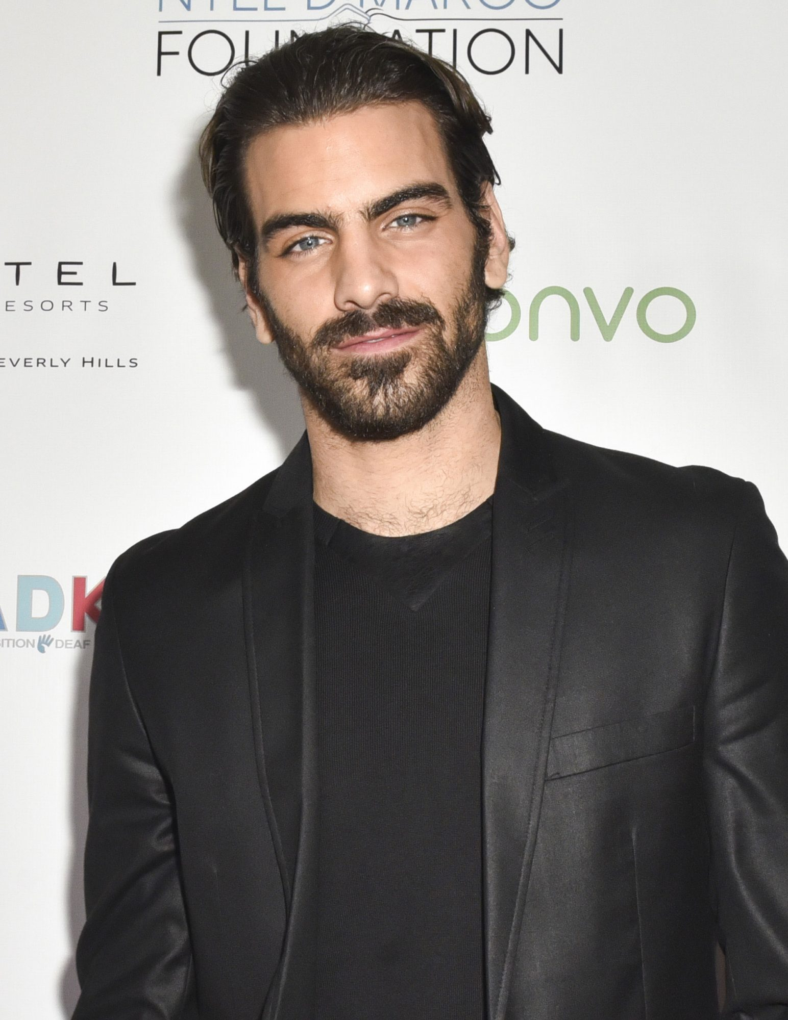 Nyle DiMarco Foundation Kicks Off Love And Language Campaign - Arrivals