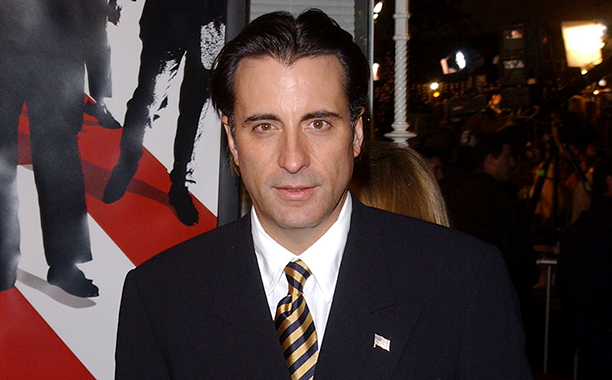 GALLERY: 'Ocean's Eleven' Premiere: GettyImages-675546.jpg Andy Garcia attends the premiere of the film 'Ocean's Eleven' December 5, 2001 in Los Angeles, CA. (Photo by Vince Bucci/Getty Images)