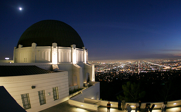 GALLERY: La La Land influences: GettyImages-72371116.jpg People visit the Griffith Observatory, 02 November 2006 in Los Angeles.