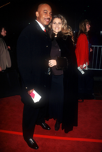 GALLERY: 'Jerry Maguire' Premiere: GettyImages-785660.jpg Montel Williams and his wife attend the premiere of the film 'Jerry Maguire' at Pier 88 December 6, 1996 in New York City.