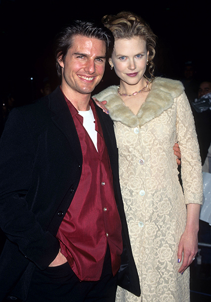GALLERY: 'Jerry Maguire' Premiere: GettyImages-83491241.jpg Tom Cruise and Nicole Kidman 'Jerry Maguire ' New York City Premiere