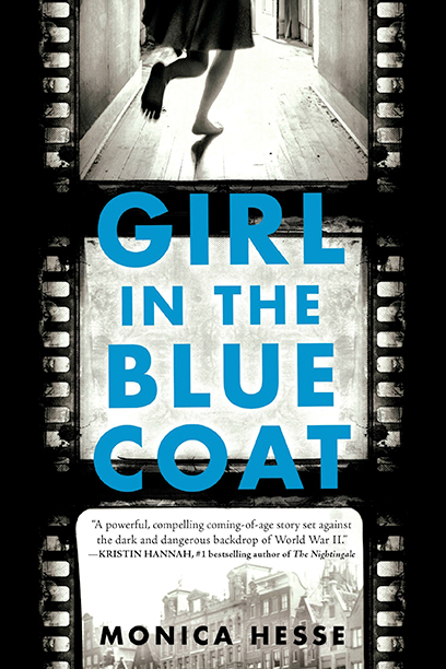 GALLERY: Best YA Books of the Year: The Girl In the Blue Coat by Monica Hesse