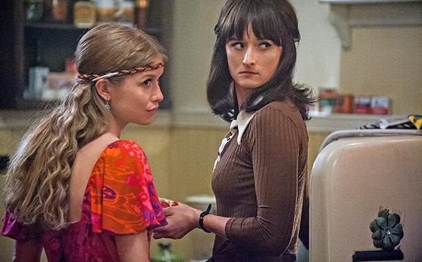 ALL CROPS: Good Girls Revolt Season 1, Episode 6 Streaming Date: 10/28/16 L-R: TK and Grace Gummer