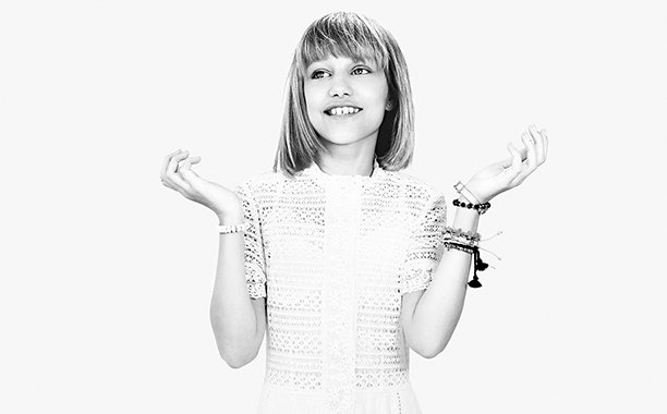 ALL CROPS: Grace VanderWaal