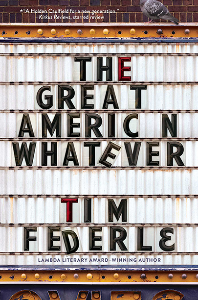 GALLERY: Best YA Books of the Year: The Great American Whatever by Tim Federle