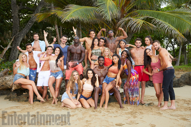 All Crops: MTV's Are You the One? Cast Reveal