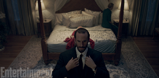NO CROPS: Handmaid's Tale Joseph Fiennes stars as 'Commander Fred Waterford'