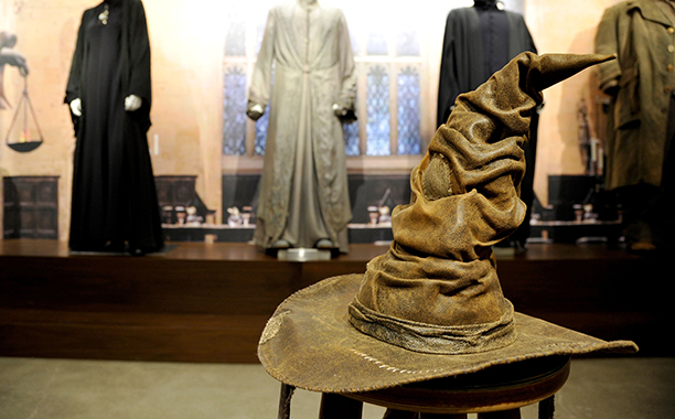 GALLERY: A view from J.K. ROWLING'S WIZARDING WORLD: The Harry Potter and Fantastic Beasts Exhibit at Warner Bros. Studio Tour Hollywood at Warner Bros. Studios on December 7, 2016 in Burbank, California. (Photo by John Sciulli/Getty I