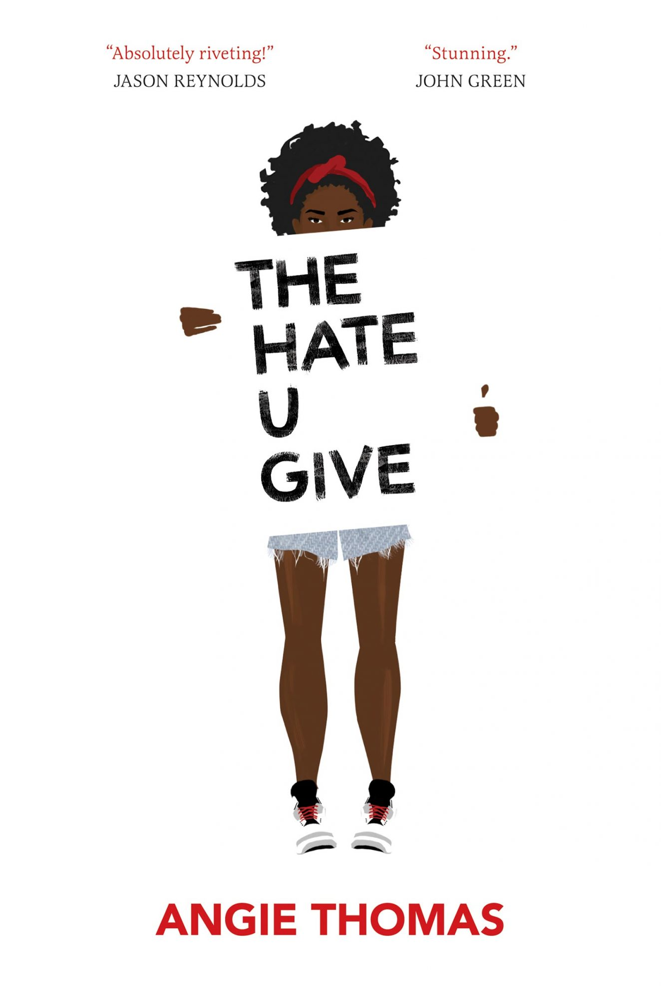 The Hate U Give (2/28/17)by Angie Thomas