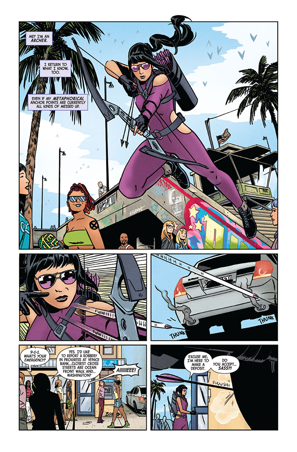 NO CROPS: Hawkeye Preview - 3