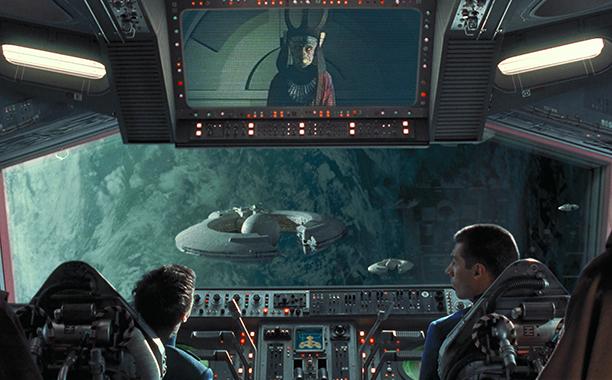 GALLERY: 'Star Wars' Timeline: Star Wars The Phantom Menace - Blockade of Naboo