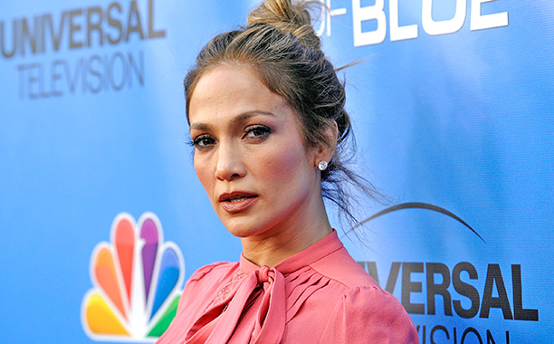 ALL CROPS: 539152196 Jennifer Lopez attends a Television Academy event for NBC's 'Shades Of Blue' at Saban Media Center on June 9, 2016 in North Hollywood, California. (Photo by Michael Tullberg/Getty Images)