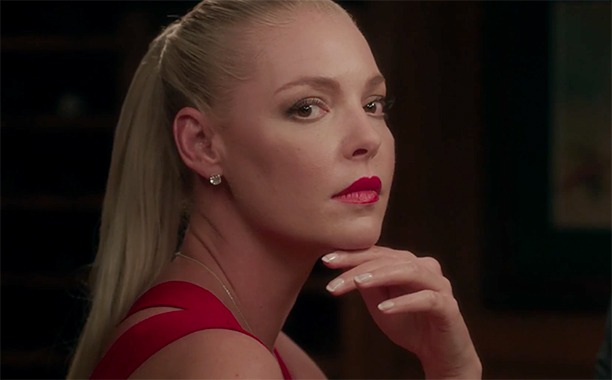 ALL CROPS: UNFORGETTABLE - OFFICIAL TRAILER - Katherine Heigl