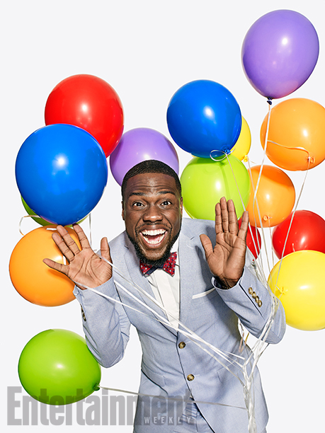 GALLERY: Kevin Hart photographed exclusively for Entertainment Weekly by Art Streiber on July 23rd, 2016 in Los Angeles, California