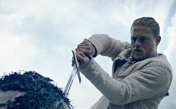 ALL CROPS: King Arthur: Legend of the Sword - Official Comic-Con Trailer [HD]