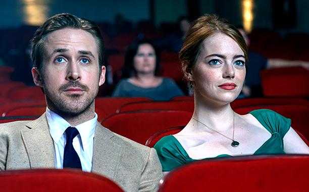 ALL CROPS: La La Land (2016) Sebastian (Ryan Gosling) and Mia (Emma Stone) CR: Dale Robinette/Lionsgate
