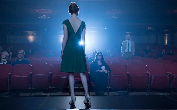 ALL CROPS: LA LA LAND (2016) Emma Stone as Mia