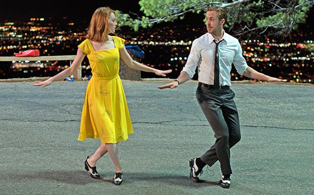 ALL CROPS: La La Land (2016) Mia (Emma Stone) and Sebastian (Ryan Gosling)