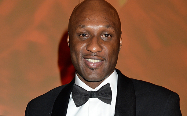ALL CROPS: 462271861 Professional basketball player Lamar Odom attends HBO's Official Golden Globe Awards After Party at The Beverly Hilton Hotel on January 12, 2014 in Beverly Hills, California. (Photo by Jeff Kravitz/FilmMagic)