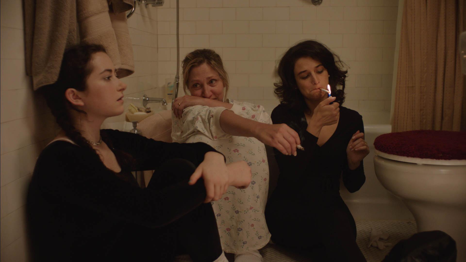 ALL CROPS: Sundance: Edie Falco, Jenny Slate in LANDLINE