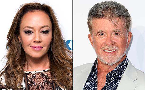 ALL CROPS: 626418646 Leah Remini visits the SiriusXM Studio on November 29, 2016 in New York City. (Photo by Noam Galai/Getty Images); 629563072 Alan Thicke attends the Comedy Central Roast of Rob Lowe at Sony Studios on August 27, 2016 in Los Angeles, C