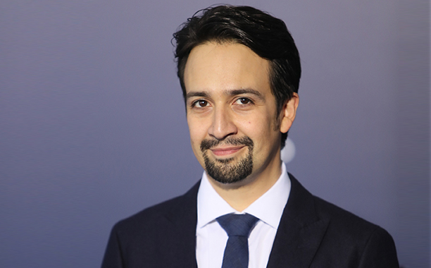 ALL CROPS: 623318794 Actor Lin-Manuel Miranda arrives at the AFI FEST 2016 presented by Audi premiere of Disney's 'Moana' held at the El Capitan Theatre on November 14, 2016 in Hollywood, California. (Photo by David Livingston/Getty Images)