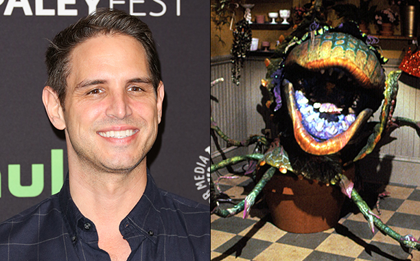 ALL CROPS: 515541460 Greg Berlanti to direct 'Little Shop of Horrors' remake for Warner Bros.
