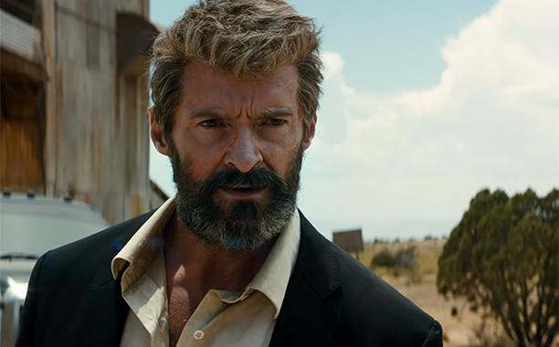 ALL CROPS: Logan (2017) - Hugh Jackman