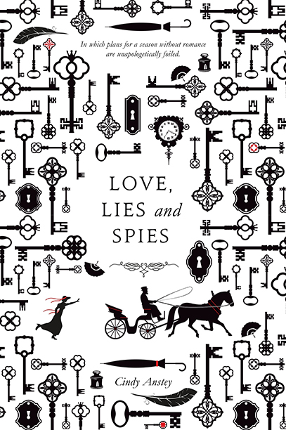 GALLERY: Best YA Books of the Year: Love, Lies, and Spies by Cindy Anstey