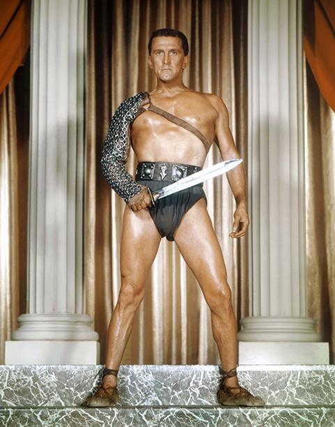 GALLERY: Kirk Douglas Through the Years: SPARTACUS, Kirk Douglas, 1960