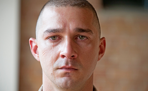 "ALL CROPS: Shia LaBeouf stars as ""Gabriel Drummer"" in MAN DOWN."