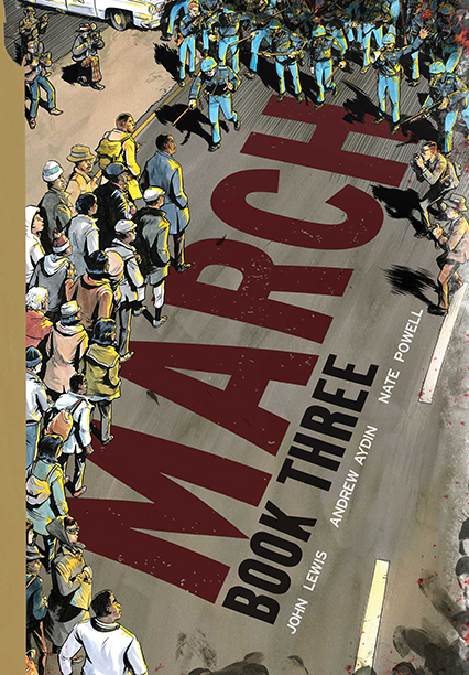GALLERY: Best YA Books of the Year: March by John Lewis