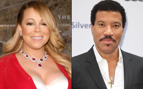 ALL CROPS: 628181532 Mariah Carey ; 544071032 Lionel Richie