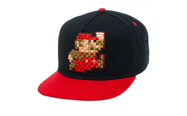 GALLERY: Gift Guide for Kids: Super Mario Snapback hat