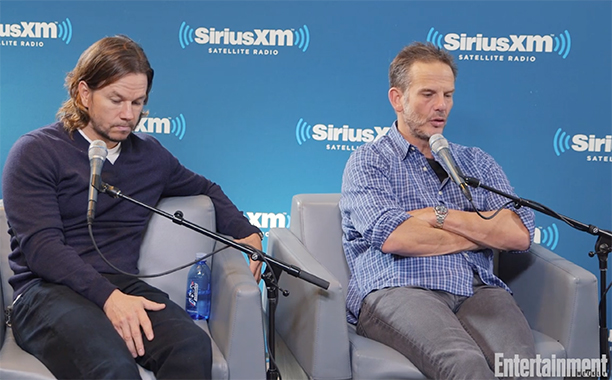 ALL CROPS: Mark Wahlberg and Peter Berg