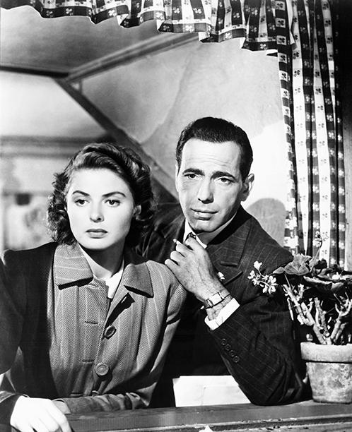GALLERY: La La Land influences: CASABLANCA, from left: Ingrid Bergman, Humphrey Bogart, 1942