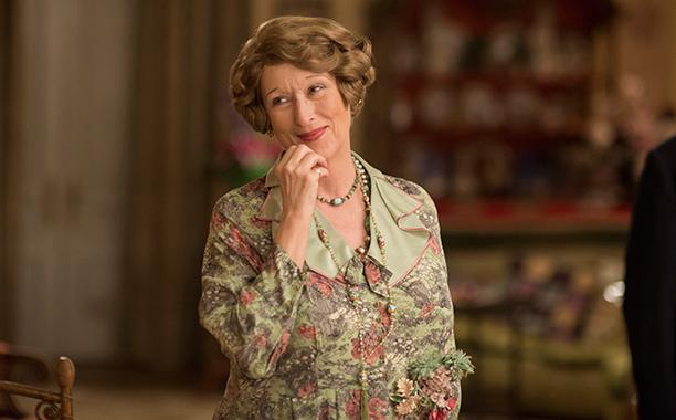 ALL CROPS: FLORENCE FOSTER JENKINS 2016 - Meryl Streep as Florence Foster Jenkins
