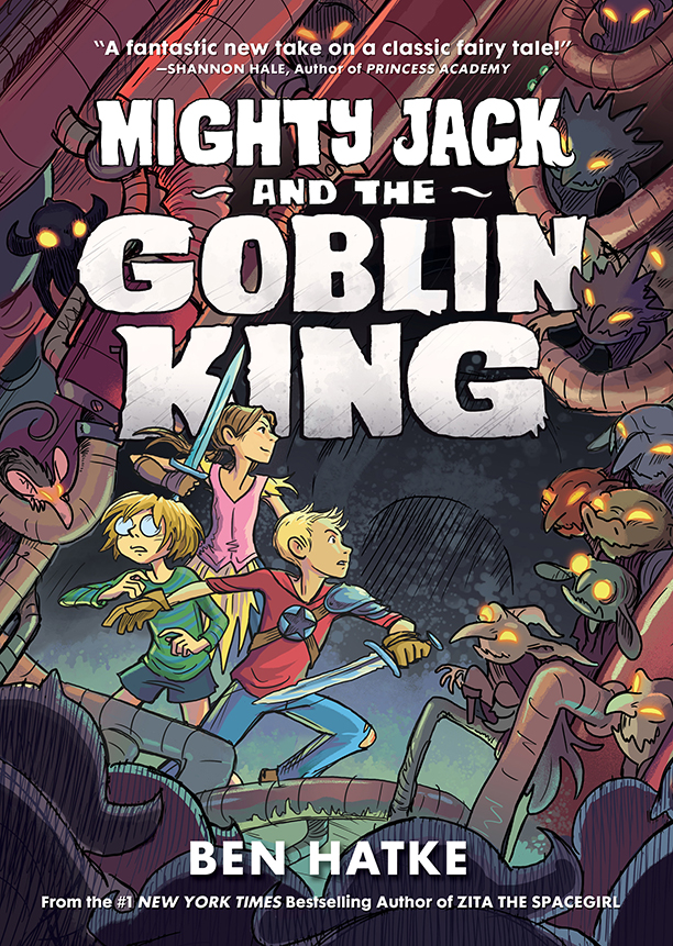 NO CROPS: Mighty Jack and the Goblin King