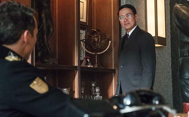 RECAP: 12/13/16 All Crops: Man in the High Castle 205