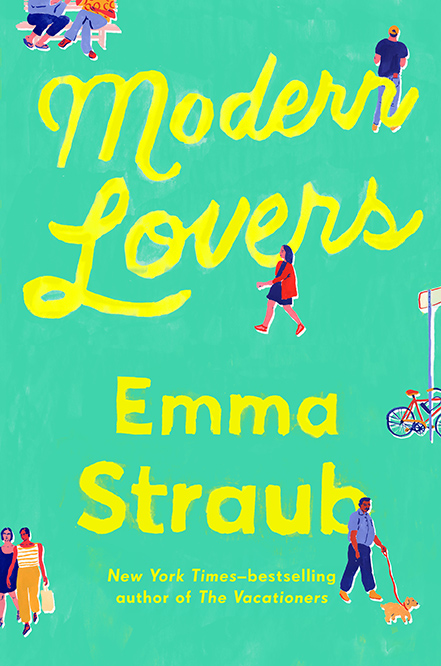 GALLERY: Best Books of 2016: ALL CROPS: Modern Lovers (5/31/2016) by Emma Straub