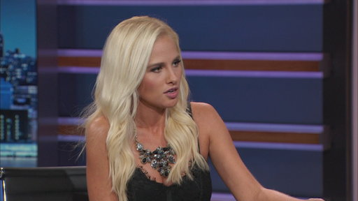 Tomi Lahren on The Daily Show