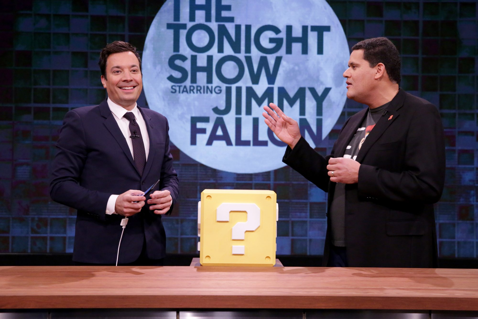 Nintendo on Fallon