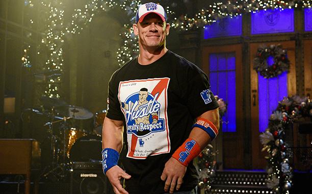 "RECAP: 12/9/16 All Crops: SATURDAY NIGHT LIVE -- ""John Cena"" Episode 1713 -- Pictured: Host John Cena on December 6, 2016 -- (Photo by: Rosalind O'Connor/NBC)"