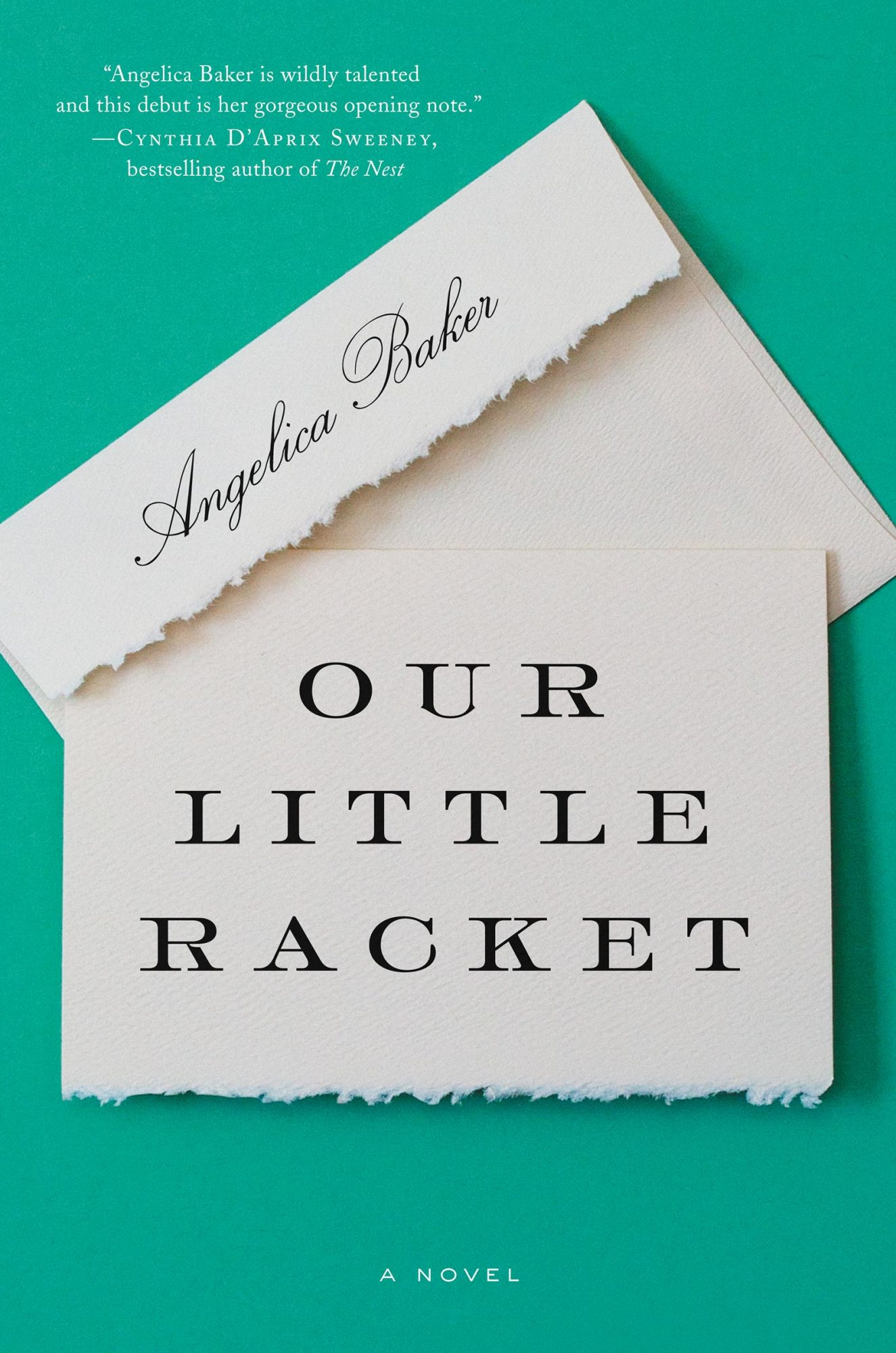 Our Little Racket (6/20/17) by Angelica Baker
