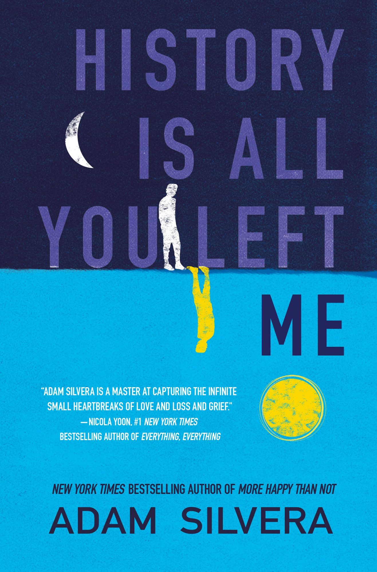 History Is All You Left Me (1/17/17)by Adam Silvera