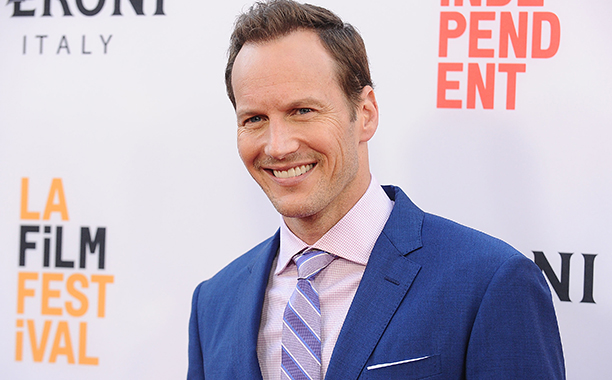 ALL CROPS: 542050832 Actor Patrick Wilson attends the premiere of 'The Conjuring 2' at the 2016 Los Angeles Film Festival at TCL Chinese Theatre IMAX on June 7, 2016 in Hollywood, California. (Photo by Jason LaVeris/FilmMagic)