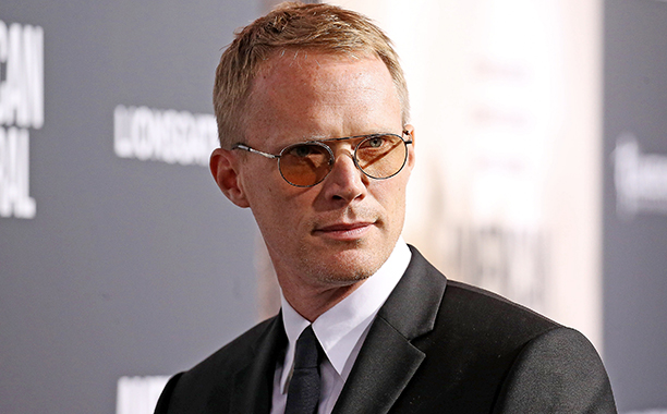ALL CROPS: 614454694 Paul Bettany arrives at the Los Angeles premiere of Lionsgate's 'American Pastoral' held at the Samuel Goldwyn Theater on October 13, 2016 in Beverly Hills, California. (Photo by