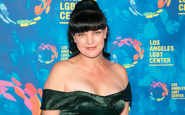 ALL CROPS: 610384978 Pauley Perrette attends Los Angeles LGBT Center's 47th Anniversary Gala Vanguard Awards at Pacific Design Center on September 24, 2016 in West Hollywood, California. (Photo by