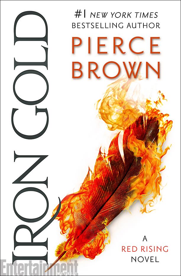 ALL CROPS: EXCLUSIVE 'Iron Gold' by Pierce Brown book cover
