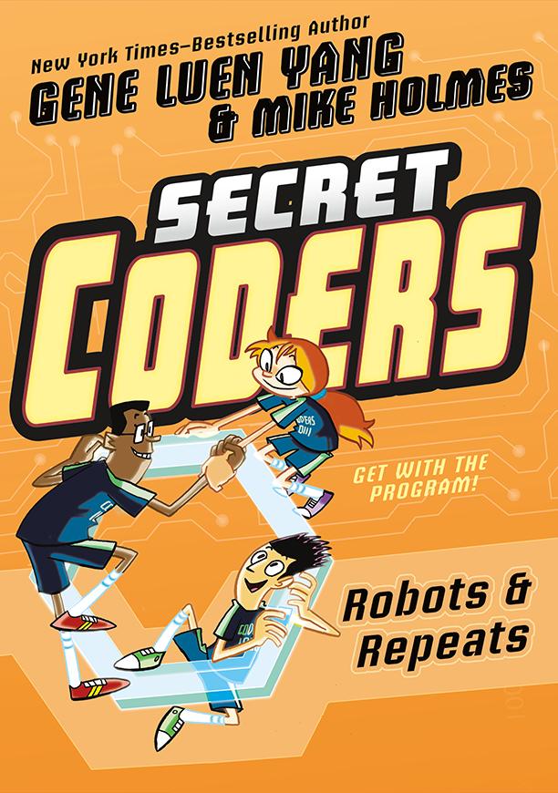 NO CROPS: Robots & Repeats